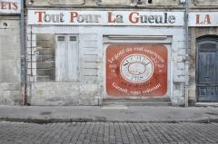 rue jules guesde, bordeaux, 22 octobre 2014