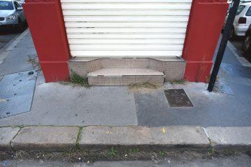 fourche, rue de labrede, rue de bègles, bordeaux, 16 novembre 2018
