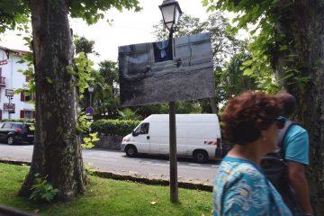 pas de porte, rue ernest fourneau, ascain, 26 juillet 2018