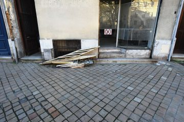 place pierre jacques dormoy, bordeaux, 02 janvier 2018