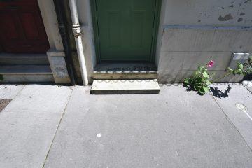rue condorcet, bordeaux, 12 juillet 2018
