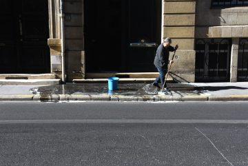 rue d aviau, bordeaux, 21 avril 2017
