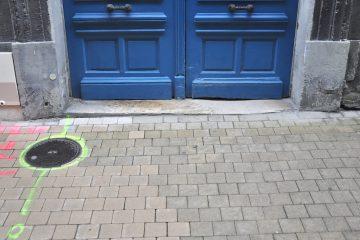 rue de cheverus, bordeaux, 25 mars 2016