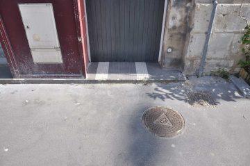 rue de la benauge, bordeaux bastide, 13 mai 2015