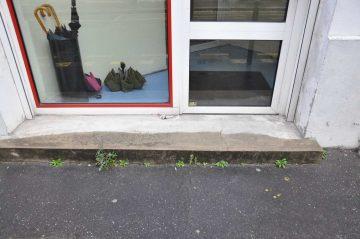 rue ducau, bordeaux, 17 septembre 2015