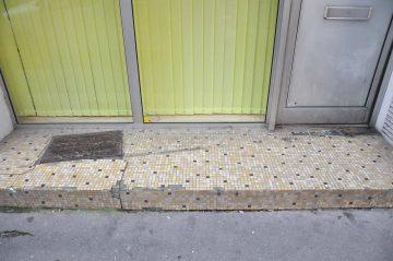 rue edmond costedoat, bordeaux, 25 janvier 2016
