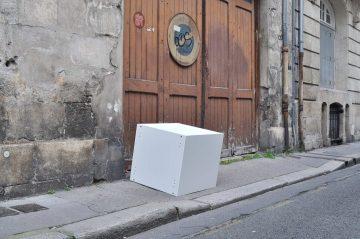 rue fernand marin, bordeaux, 26 janvier 2015