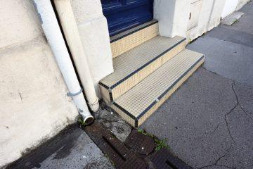 rue jean bedouret, bordeaux bastide, 29 septembre 2018