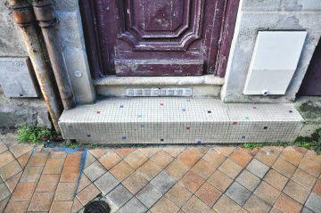 rue lachassaigne, bordeaux, 17 novembre 2014