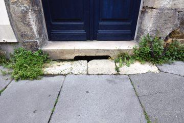 rue louis liard, bordeaux, 25 avril 2018