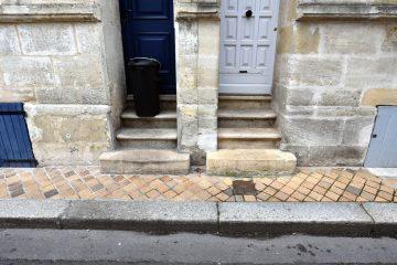 rue morion, bordeaux, 14 mai 2018