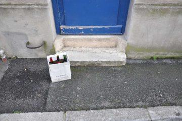 rue pierre charron, bordeaux, 01 avril 2015