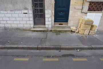 rue preville, bordeaux bastide, 15 janvier 2019
