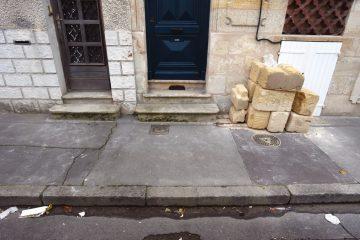 rue preville, bordeaux bastide, 29 novembre 2018