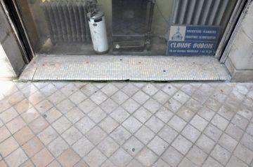 rue saige, bordeaux, 11 juin 2013