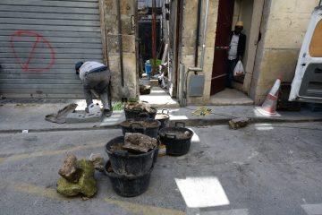 situation, rue des fours, bordeaux, 20 avril 2018